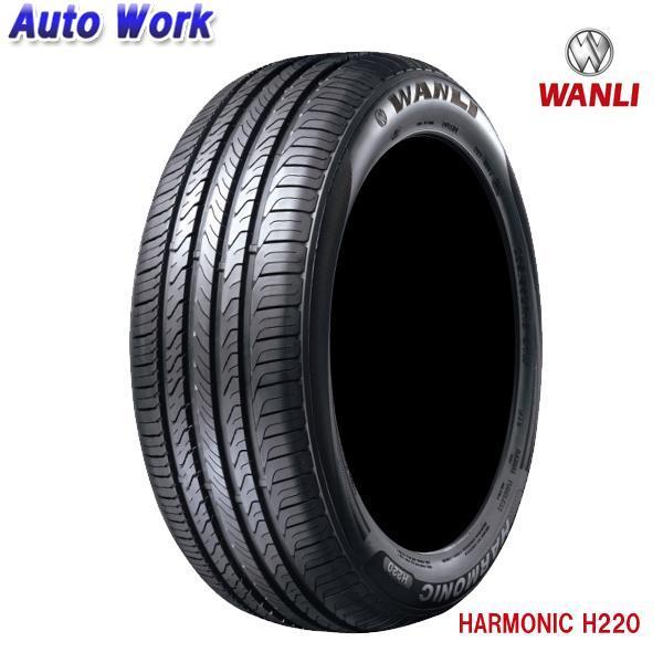 WANLI ワンリ H220 205/60R16 96V XL タイヤ単品 4本セット価格 新品 サマータイヤ 夏