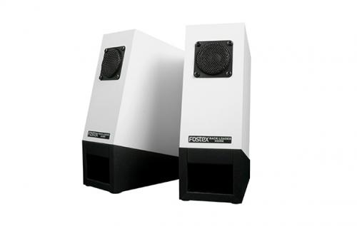 BK40H[W:ホワイト] fostex(フォステクス) ペアスピーカー