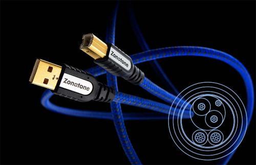 6N・USB-Grandio 2.0(1.2m) Zonotone USBケーブル