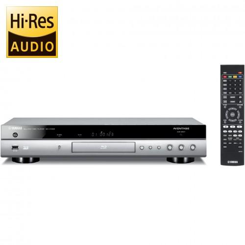 BD-A1060[H:チタン] YAMAHA[ヤマハ] ブルーレイ/DVD/SACD/CDプレイヤー