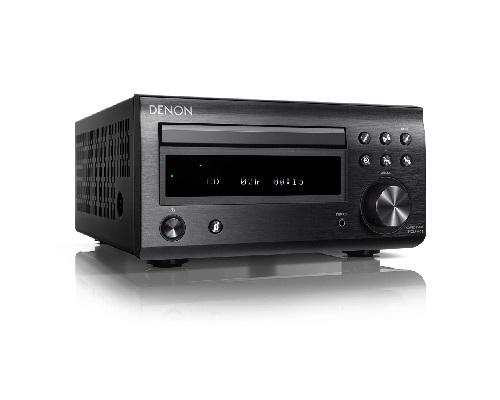RCD-M41 [K:ブラック] DENON [デノン] Bluetooth対応CDレシーバー