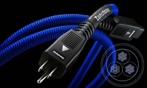 6NPS-Neo Grandio 5.5Hi(1.8m) Zonotone IEC電源ケーブル