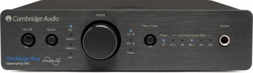 DacMagic Plus [BLK:ブラック] Cambridge Audio [ケンブリッジオーディオ] USB DAC