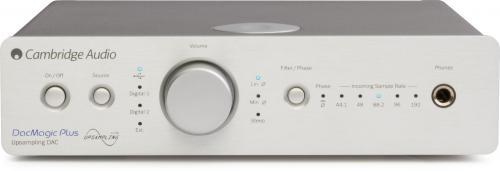 DacMagic Plus [SLV:シルバー] Cambridge Audio[ケンブリッジオーディオ] USB DAC