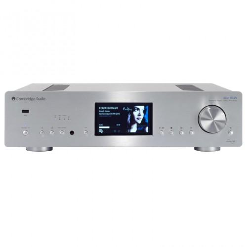 Azur851N SLV:シルバー Cambridge Audio ケンブリッジオーディオ ネットワークプレイヤー 一番売れた*** ブライダル 年越し 48時間限定ポイント 特典