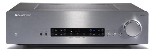 CXA80(SLV:シルバー) Cambridge Audio プリメインアンプ
