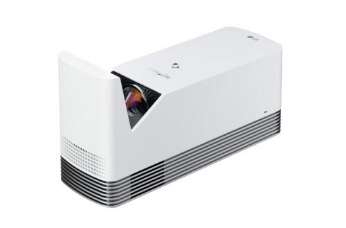 【在庫僅少】HF85JG LG [エル・ジー] 超短焦点レーザー光源プロジェクター