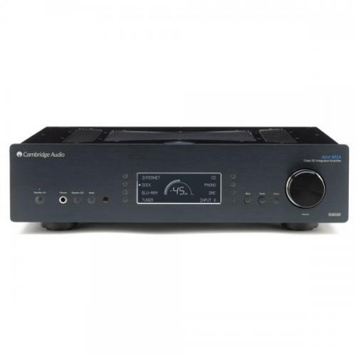 Azur851A Class XD BLK:ブラック Cambridge Audio ケンブリッジオーディオ プリメインアンプ あす楽(翌日配送)について 税込 防災 景品