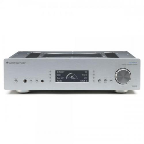 Azur851A Class XD SLV:シルバー Cambridge Audio ケンブリッジオーディオ プリメインアンプ 七五三 年越し 忘年会 最短で翌日配送!