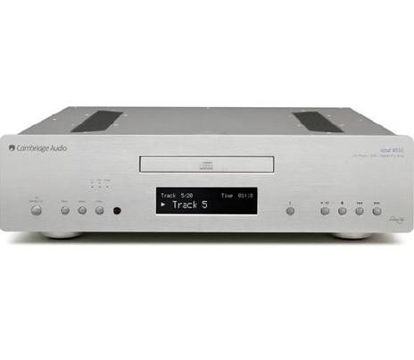 Azur851C SLV シルバー Cambridge Audio ケンブリッジオーディオ CDプレイヤー 引っ越し祝い 通販 喜寿祝