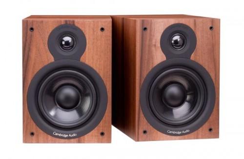 SX-50 [DWN:ダークウォルナット]  Cambridge Audio [ケンブリッジオーディオ] ペアスピーカー