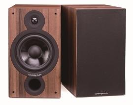 SX-60 [DWL:ダークウォルナット] Cambridge Audio [ケンブリッジオーディオ] ペアスピーカー
