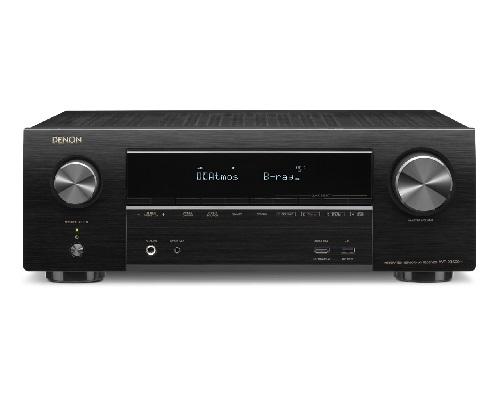 [在庫僅少]AVR-X1500H DENON [デノン] AVアンプ Dolby Atmos、DTS:X対応