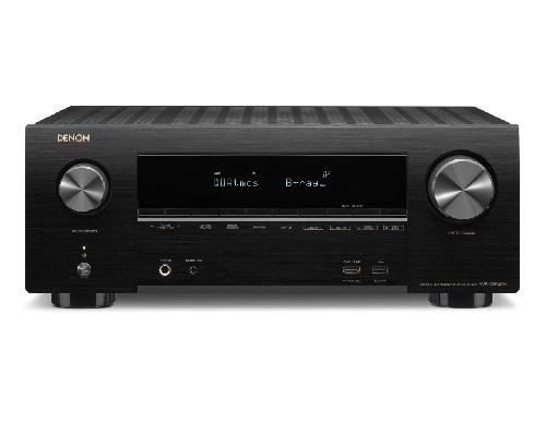 [在庫僅少]AVR-X2500H DENON [デノン] AVアンプ Dolby Atmos、DTS:X対応