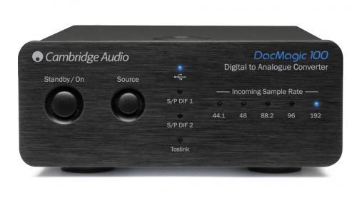 DacMagic100 [BLK:ブラック] Cambridge Audio [ケンブリッジオーディオ] USB DAC