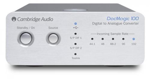 DacMagic100 [SLV:シルバー] Cambridge Audio [ケンブリッジオーディオ] USB DAC