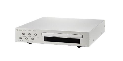 CDT-8 [SI:シルバー] NuPrime [ニュープライム] CD専用トランスポート