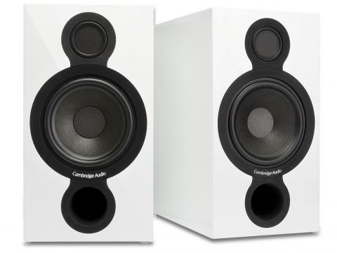 Aeromax 2 [WHT:グロッシーホワイト] Cambridge Audio [ケンブリッジオーディオ] ブックシェルフスピーカー ペア