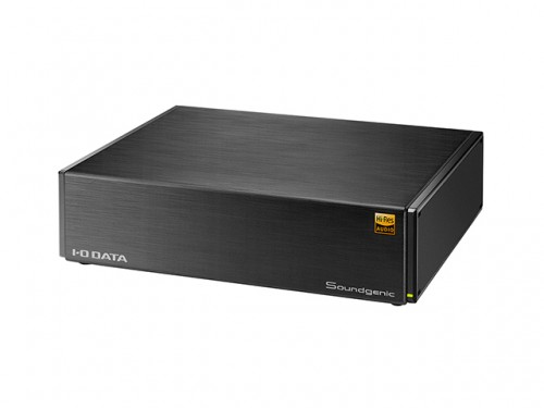 HDL-RA2HF I・O DATA [アイオーデーター]  オーディオ用NAS HDD 2TBモデル