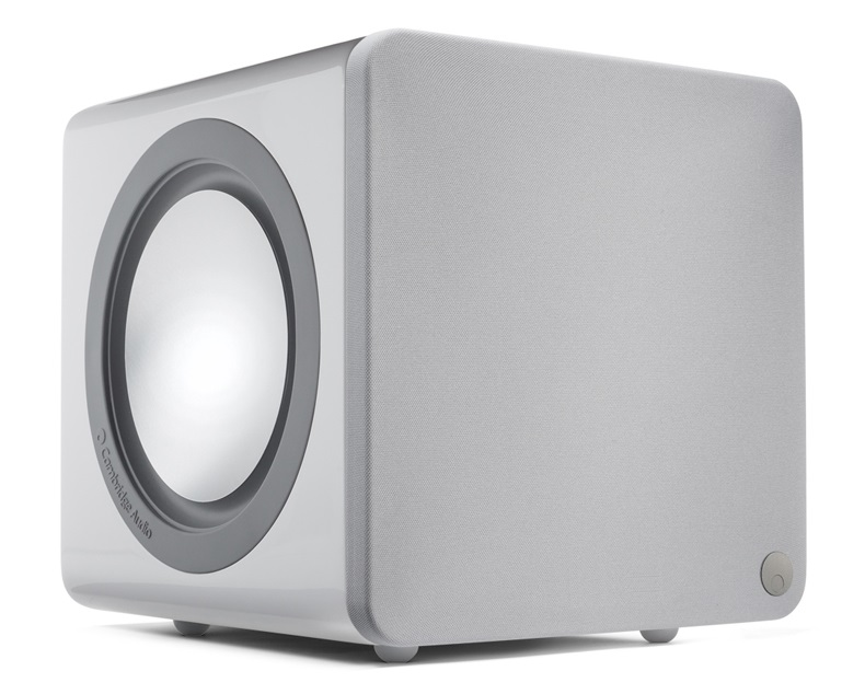 X201[WHT:ホワイト] Cambridge Audio ケンブリッジオーディオ Minx ミンクス サブウーファー