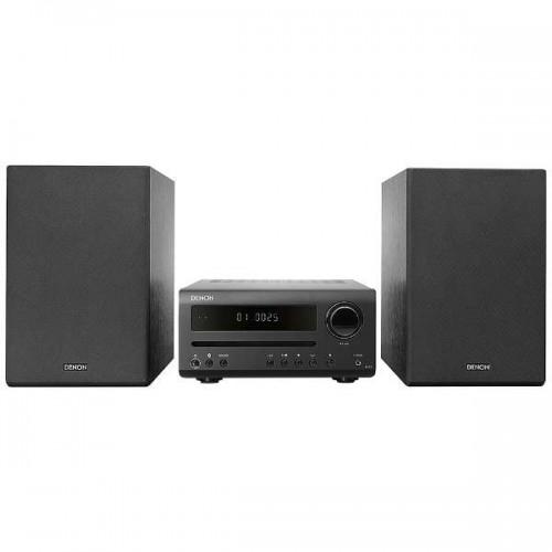 D-T1 [K:ブラック] DENON [デノン] CD/ラジオ/Bluetooth対応 ミニコンポ ※2018年10月上旬発売予定