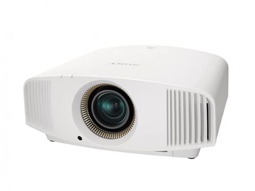 VPL-VW555 [W:ホワイト] SONY[ソニー] 4K/SXRDプロジェクター