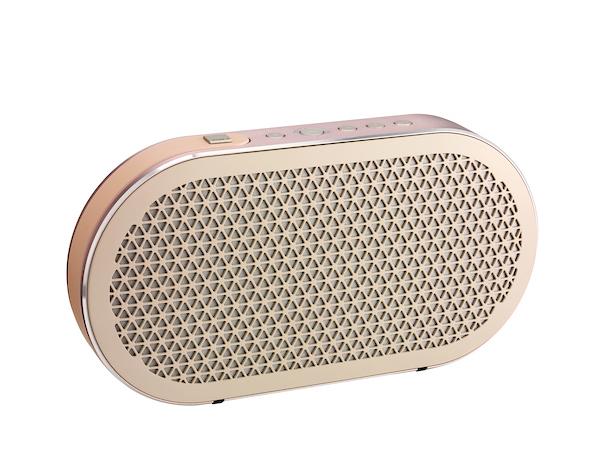 KATCH [CG:クラウドグレー] DALI [ダリ] Bluetoothスピーカー