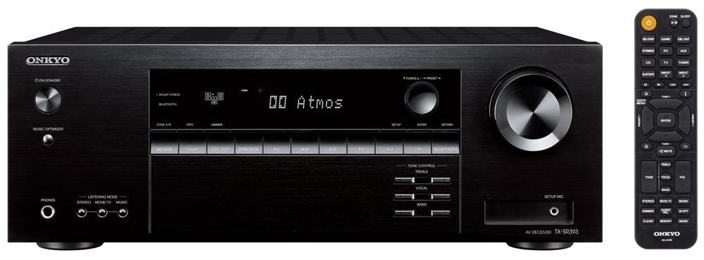 TX-SR393 ONKYO[オンキヨー] AVアンプ