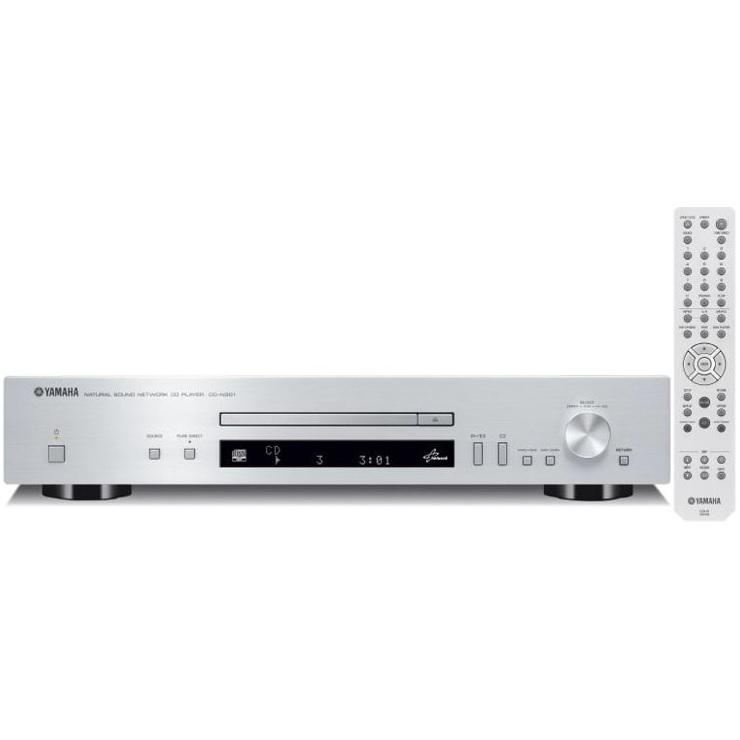 CD-N301 [S:シルバー] YAMAHA[ヤマハ] ネットワークCDプレーヤー