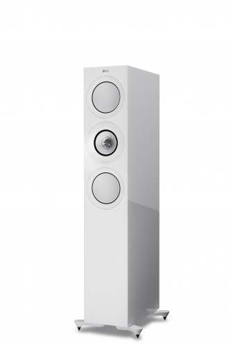 R7[WH:ホワイト] KEF(ケーイーエフ) 単品スピーカー ※新製品