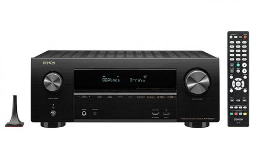 AVR-X2600H DENON [デノン] AVアンプ Dolby Atmos、DTS:X対応 ※2019年6月中旬発売予定