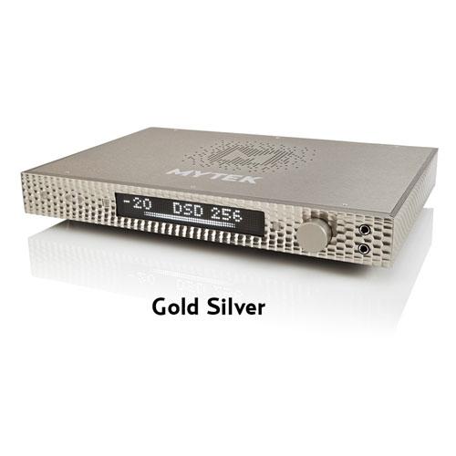 Manhattan DAC II (Gold) MTK-DA-MHT-2 [G:ゴールド] MYTEK DigitalL[マイテックデジタル] D/Aコンバーター