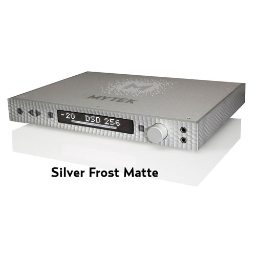 Manhattan DAC II (Silver) MTK-DA-MHT-2 [S:シルバー] MYTEK DigitalL[マイテックデジタル] D/Aコンバーター