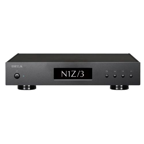 N1Z/3-H60B-J [ブラック] DELA [デラ] オーディオ用NAS