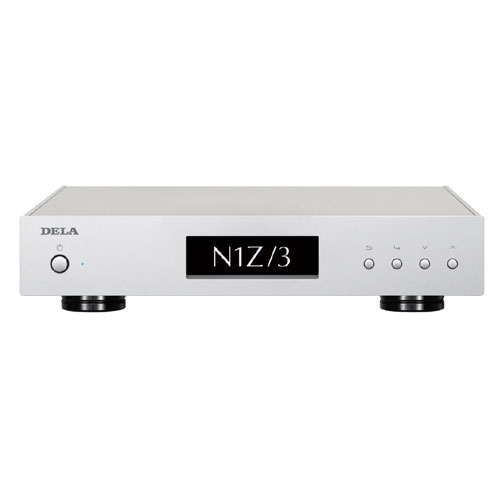N1Z/3-H60-J [シルバー] DELA [デラ] オーディオ用NAS