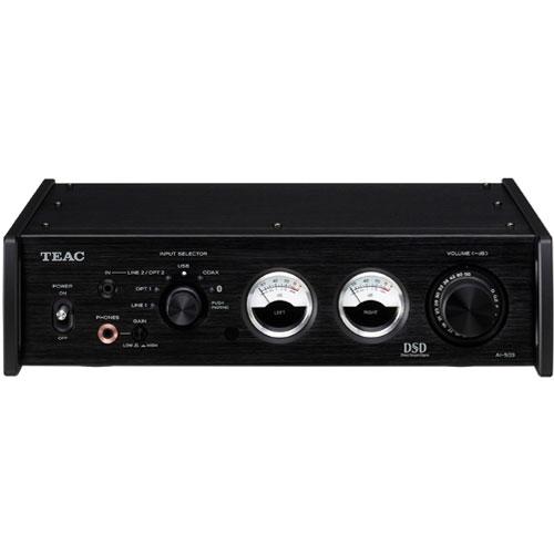 AI-503 [B:ブラック] TEAC [ティアック] USB/DACプリメインアンプ