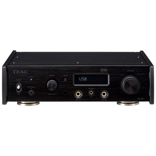 UD-505 [B:ブラック] TEAC [ティアック] USB DAC/ヘッドホンアンプ