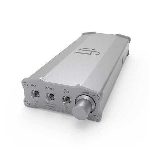 micro iTube2 iFi-Audio [アイファイオーディオ] 据置型 真空管プリアンプ バッファーアンプ