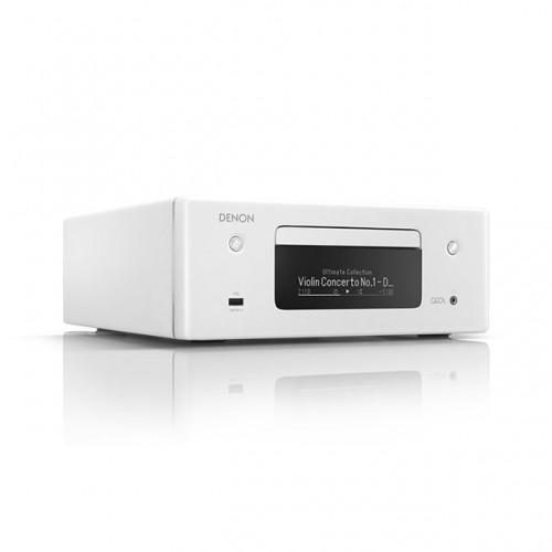 RCD-N10 [W:ホワイト] DENON[デノン] ネットワークCDレシーバー