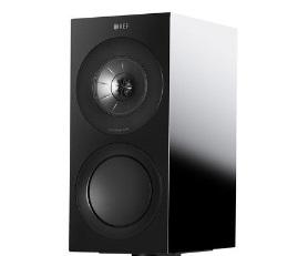 R3[BK:ブラック] KEF(ケーイーエフ) ペアスピーカー※新製品