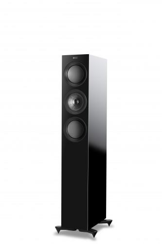R5[BK:ブラック] KEF(ケーイーエフ) 単品スピーカー※新製品