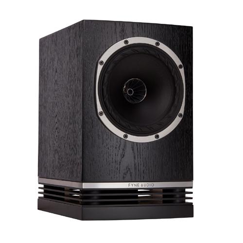F500 [BO:ブラックオーク] FYNE AUDIO [ファインオーディオ] ペア ブックシェルフスピーカー FYNEAUDIO