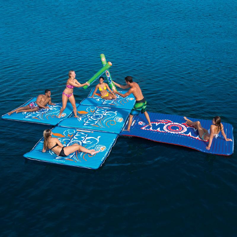 【送料0円】 浮き輪 6ft フロート プール ビーチ レジャー WOW ワオ ワオ WATERWALKWAY ウォーターウォークウェイ 浮き輪 6ft 単品, DREAM GATES SPORTS:fa6984e9 --- ejyan-antena.xyz