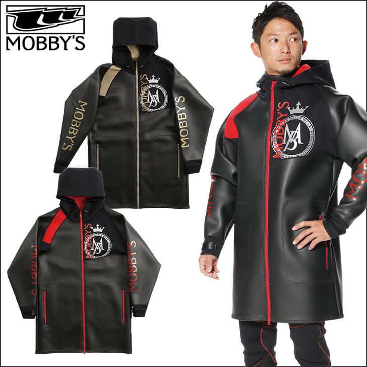 お買い得モデル MOBBY's MOBBY's モビーズ ネオジャケット15【1.5mmラバー】, 本革リュック専門店 革バッグ創:7500493d --- totem-info.com
