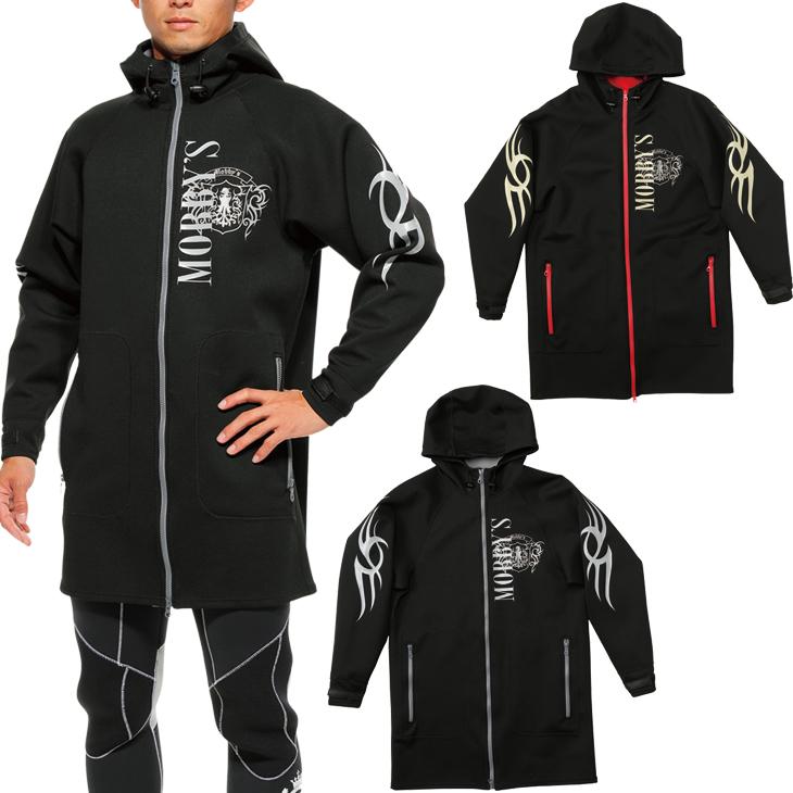 マリンコート ジャケット 防寒 防風 ダイビング ボート ジェットスキー MOBBY'S モビーズ ネオジャケット