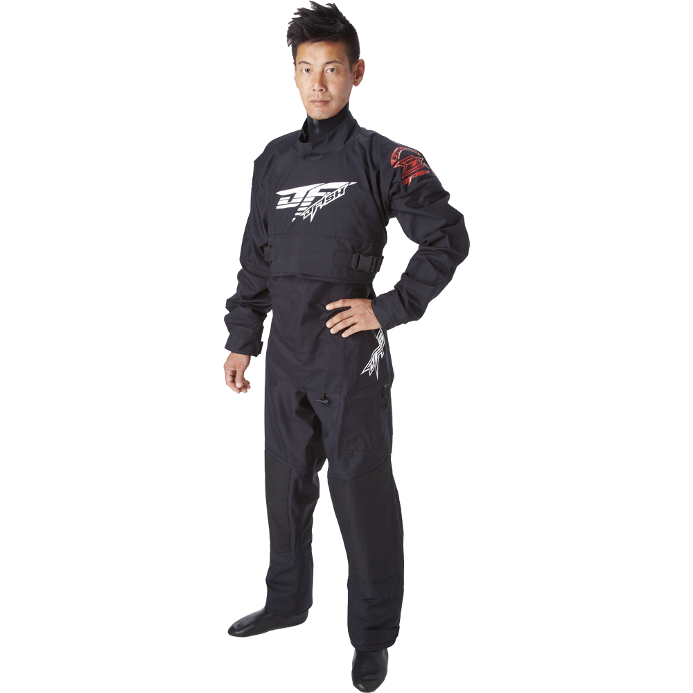 ドライスーツ ソックスタイプ 防寒 防水 マリンスポーツ J-FISH (ジェイフィッシュ) エボリューション ドライスーツ