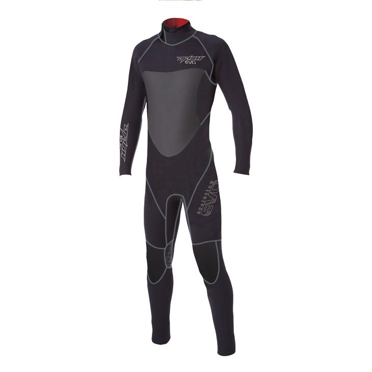 セミドライスーツ メンズ ウエットスーツ サーフィン マリンスポーツ 防寒 5mm 3mm J-FISH(ジェイフィッシュ) セミドライスーツ