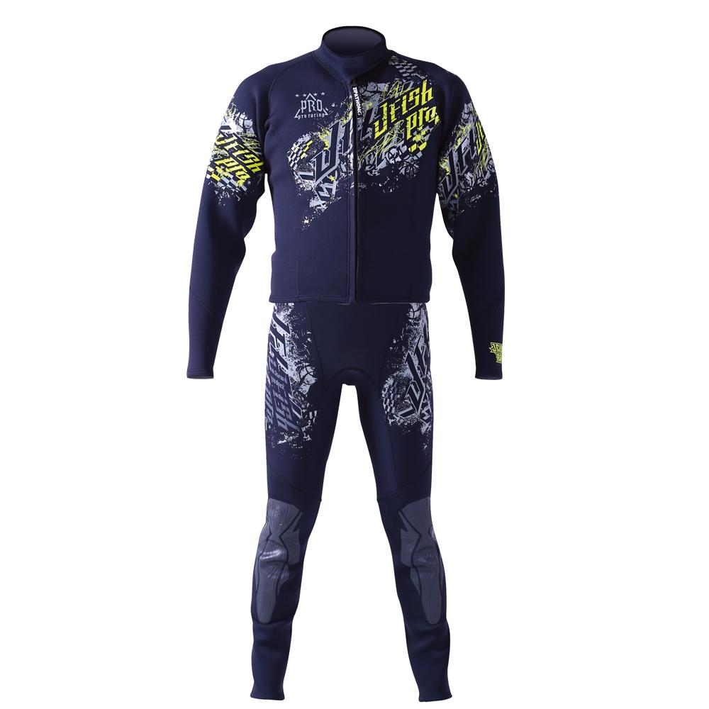 ウエットスーツ メンズ 2ピース ロングジョン マリンスポーツ J-FISH (ジェイフィッシュ) PRO ウェットスーツ