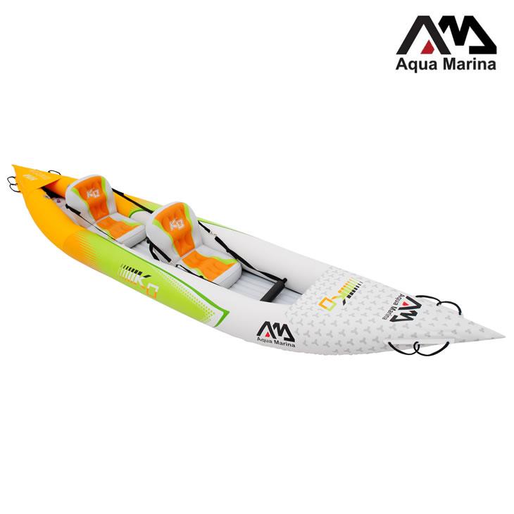 カヤック ゴムボート ビニールボート インフレータブル 2人乗り AQUA MARINA (アクアマリーナ) ベッタエイチエム カヤック