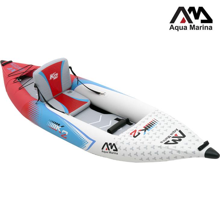 カヤック インフレータブル 1人乗り ゴムボート ビニールボート AQUA MARINA (アクアマリーナ) ベッタVT カヤック
